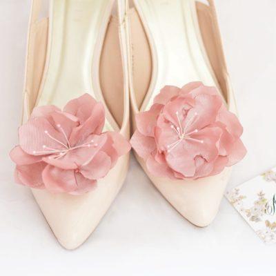 Kwiaty do butów
