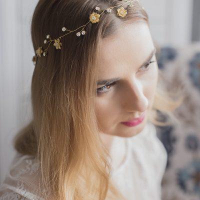 Wianuszek z kwiatami Vesna