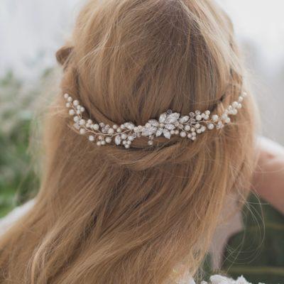 Dekoracja do włosów Amadia