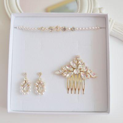 Komplet biżuterii Zaida