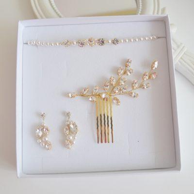 Komplet biżuterii Soria