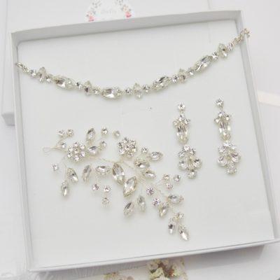 Komplet biżuterii Parla