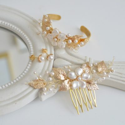 Komplet biżuterii Anastazja